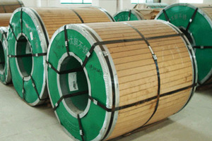 stainless steel coil china