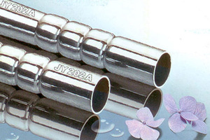 Threaded stainless steel