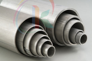 Stainless sheel round pipe